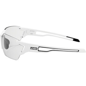 UVEX Sportstyle 803 V Occhiali sportivi, white/smoke